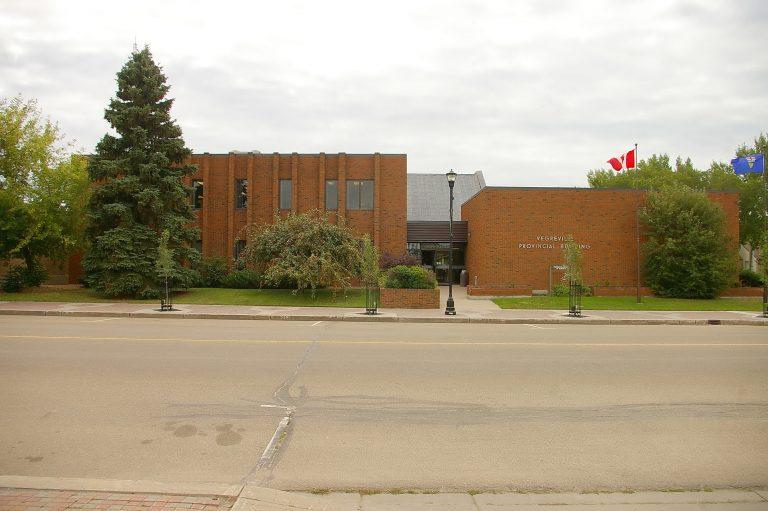 Vegreville Provincial Court for Alberta lawyers