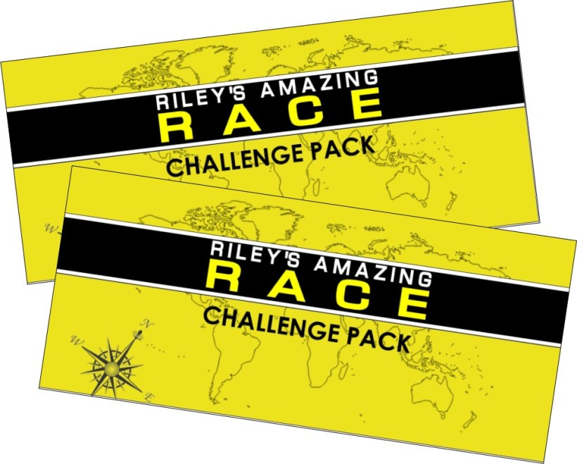 Challenge Envelopes