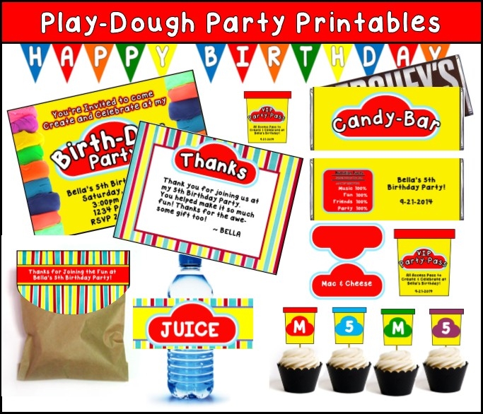 Play Doh Party Games That You Never Thought Of