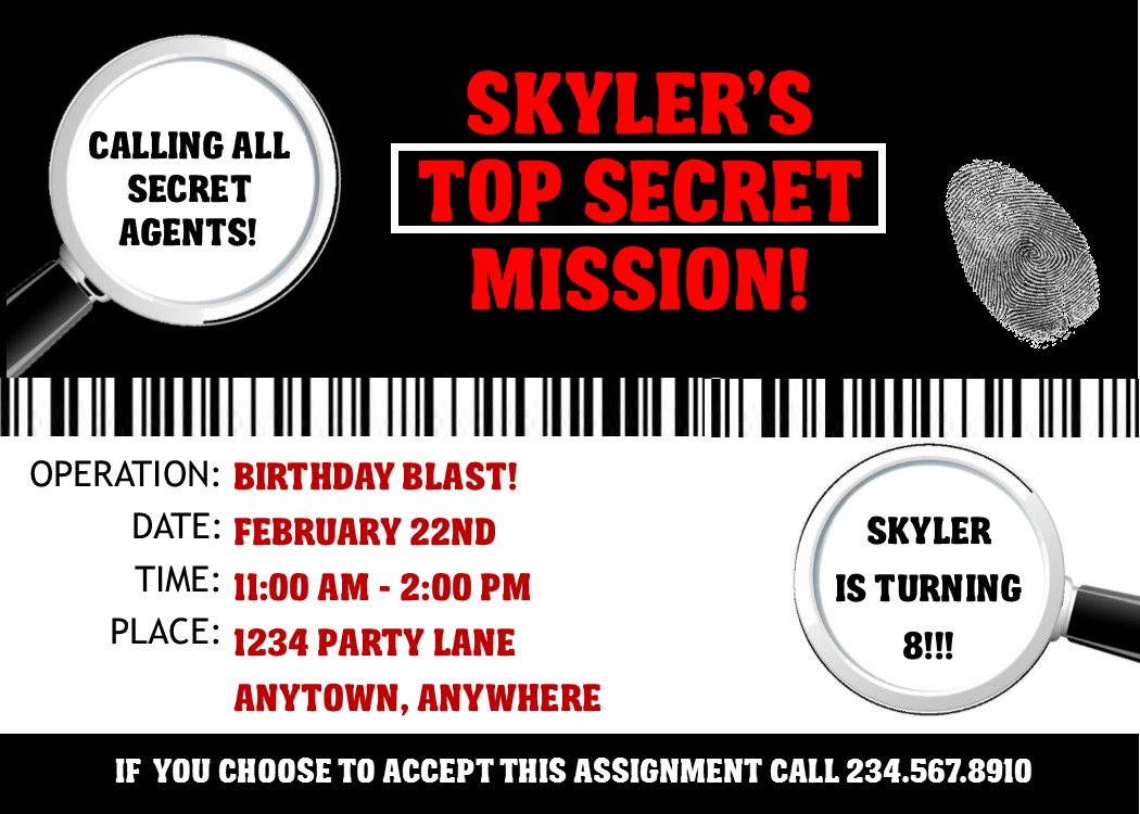 graphic about Spy Party Invitations Printable Free named Key Consultant Badge Template. top secret consultant badge coloring
