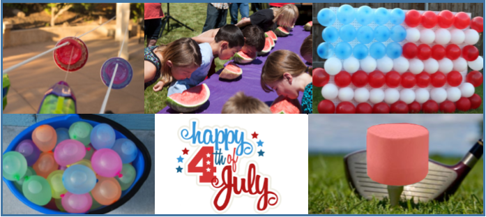 Top 10 4th of July Party Games  Including some simple and affordable games into your plans will break the  ice among your guests and ensure an unforgettable celebration