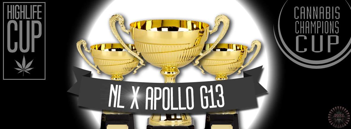 NL x Apollo G13 - Queen Seeds