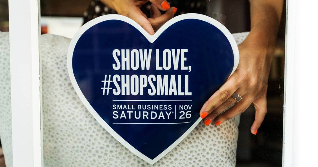 shop small business saturday stampin' up style