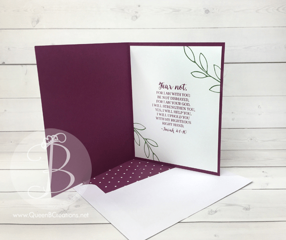 Rich Razzleberry Rose Wonder handmade card. Made using Stampin' Up! Rose Wonder stamp set and Rose Garde Thinlet dies by Queen B Creations.