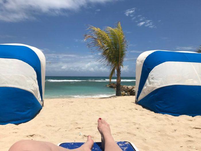 beach time = vitamin sea