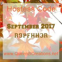 sept 2017 hostess code