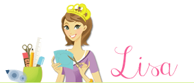 Lisas Queen B Creations signature