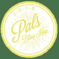 Pals blog hop - June 2018 - Babies, Birthdays and Brides