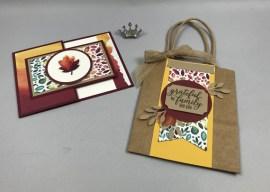 Paper Pumpkin Possibilities Blog Hop – Gift of Fall