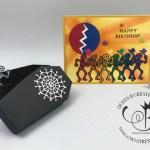 sept 2019 stampin up paper pumpkin alternative grateful dead card by Lisa Ann Bernard of Queen B Creations