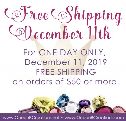 Stampin' Up! Free Shipping on December 11th, 2019 for all orders over $50