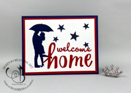 A Patriotic Welcome Home