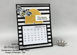 Honey Bee Calendar