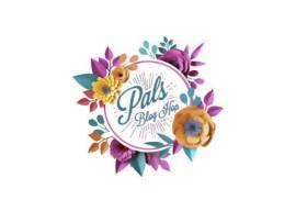 Jar of Flowers – Pals Blog Hop