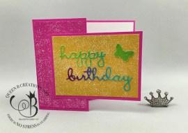 Well Written Happy Birthday Card