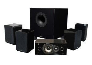 Energy 5.1 Take Classic Home Theater System (Set of Six, Black) $349.00 - Amazon Prime