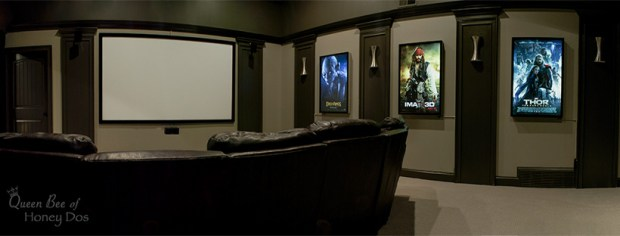Home Theater Reveal
