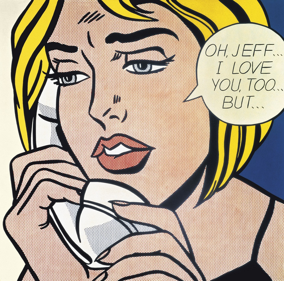 lichtenstein-love