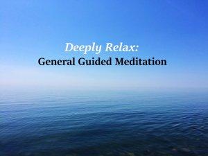deeplyrelaxmeditation