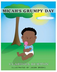 Book Cover: Micah's Grumpy Day