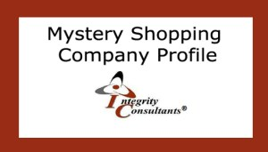 Integrity Consultants Mystery Shopping