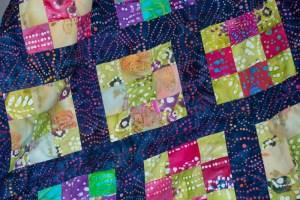 Detail Sofa-Quilt