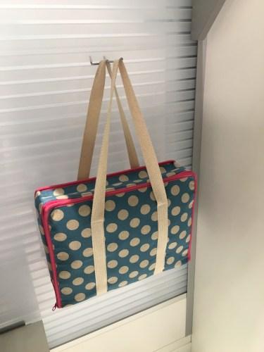 Die Projekttasche in neuen Farben: das ist mein absoluter Liebling