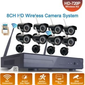 Unbranded HDMI outdoor security system
