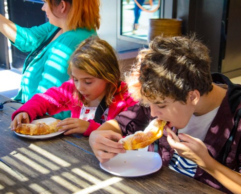 Kids Long Island City Food Tour
