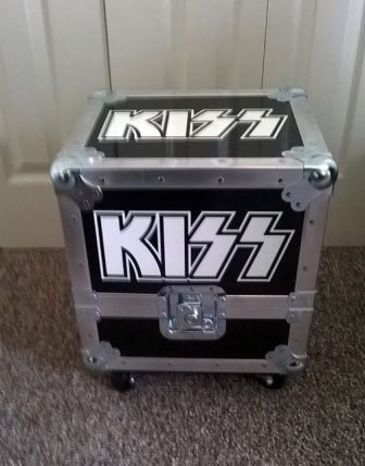 The KISSTERIA! box set