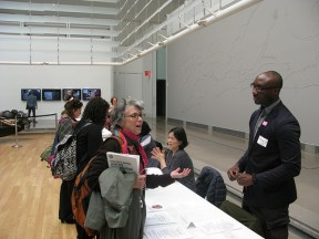 Queens Arts Connection at the Queens Museum, 4/25/2015