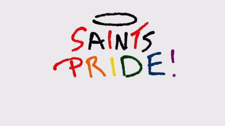 Saints Pride Logo (Photo Credit: Saints Pride Group)