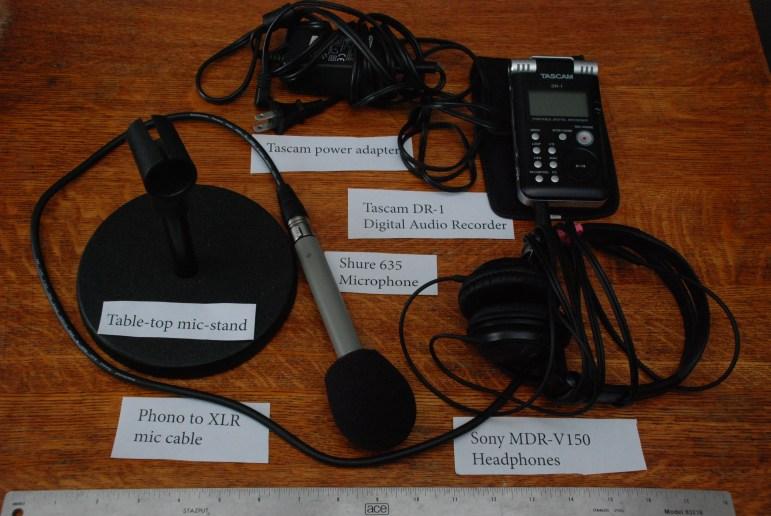 Basic Audio Kit