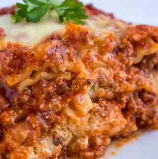 THE Best Lasagna EVER