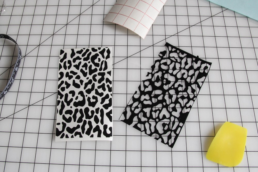 Peel negative design cover