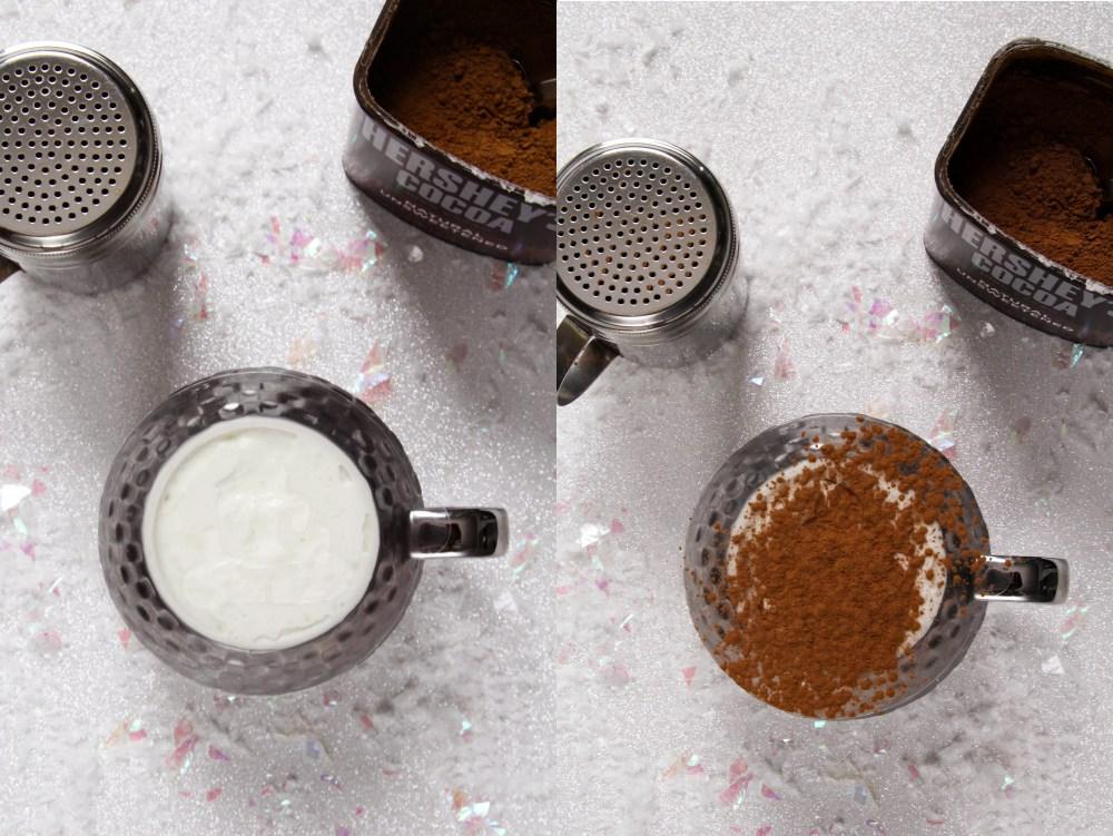 cocoa stencils steps 1 + 2