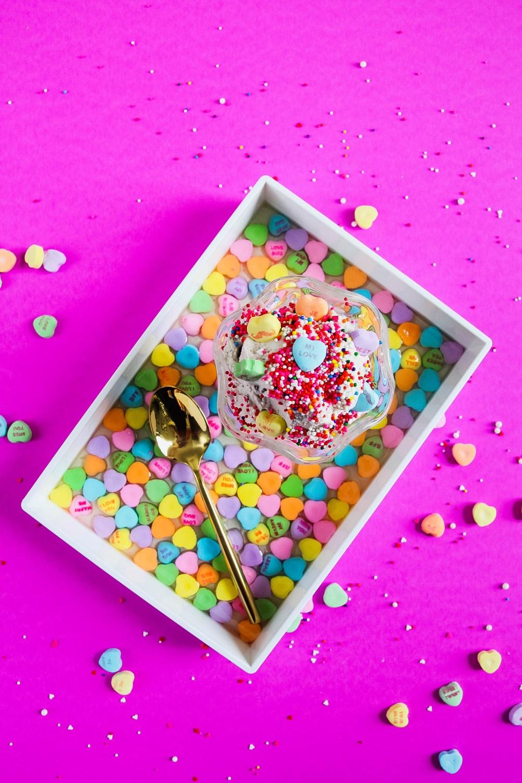 vday convo heart ice cream tray 3