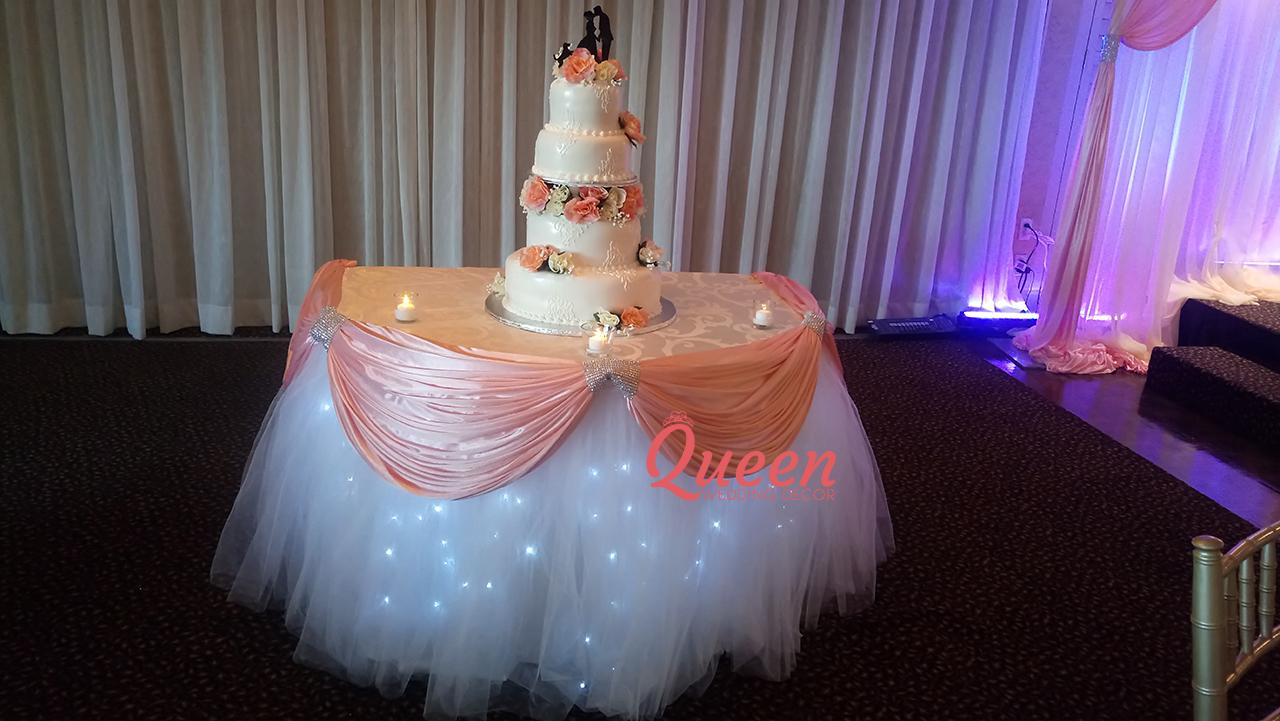 Table Decor Amp Chair Covers Wedding Decorations Toronto