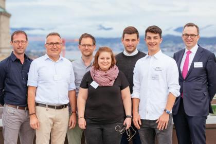 Mentoringprogramm von Lesben und Schwulen Studenten der HSG und Führungskräften