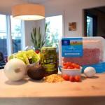 Healthy Big Mac Salad - 1