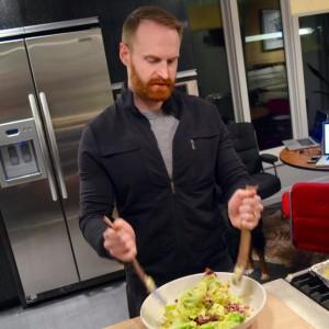 Healthy Big Mac Salad - 10