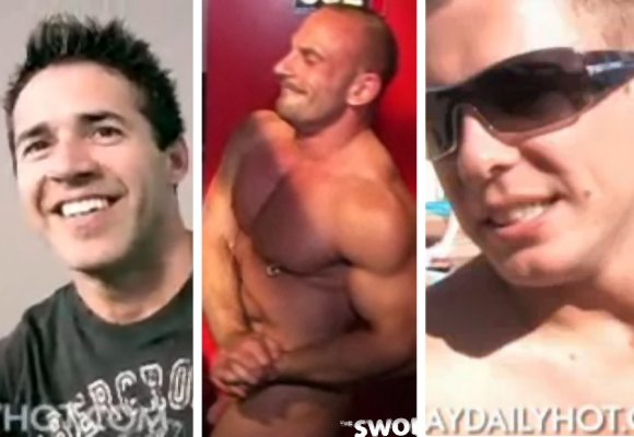 gay porn star Dean Phoenix Samuel Colt Tommy D