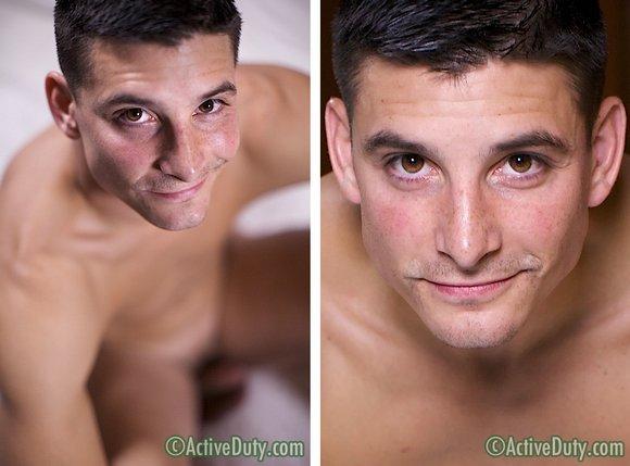 Active Duty model Dallas handsome xxx porn star