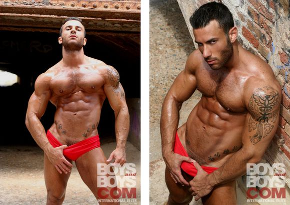 Julian Sands Nude