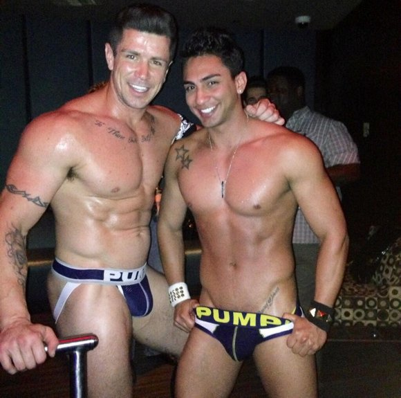 from Terrell las vegas gay event