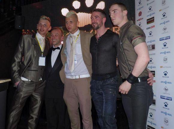 Gay Porn Stars Prowler Porn Awards 15
