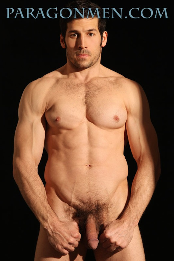 Leo Giamani Gay Porn Star Paragon Men 1