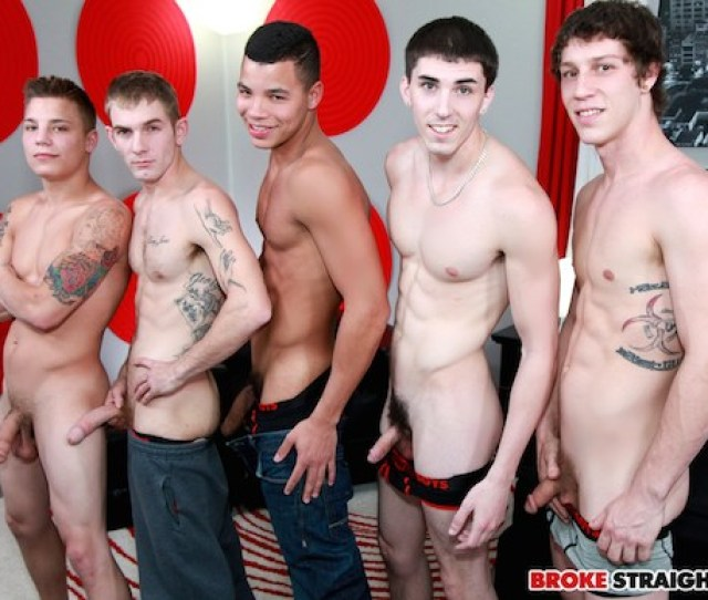 Bareback Orgy Brokestraightboys