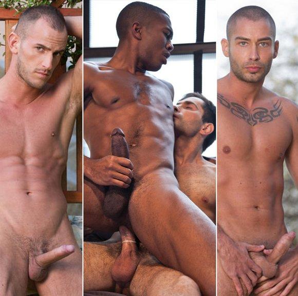 Michael Lucas Sean Xavier Mike Ricky Bombay Gay Porn