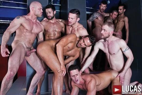 Gay Sex Orgies 64